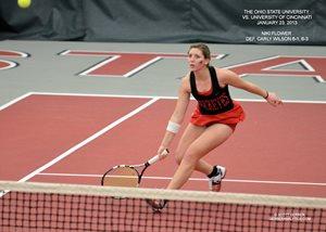 Tennis Recruiting for Intermediate Players